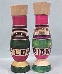 Click here to enlarge image and see more about item b01066: Wood Florida Souvenirs