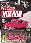 Click here to enlarge image and see more about item d00063: Racing Champions Hot Rod Camaro