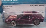 Click here to enlarge image and see more about item d00098: HotWheels Quick Trik - Magenta