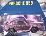 Click here to enlarge image and see more about item d00200-206: HotWheels #193 Porsche 959