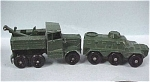 Click here to enlarge image and see more about item d00258: Matchbox MB54 & MB64 Army Vehicles