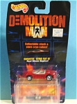 Click here to enlarge image and see more about item d00334: HotWheels Demolition Man Corvette Stingray III