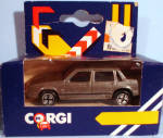 Click here to enlarge image and see more about item d00587: 1980s Corgi Jr. Bronze 4 Door