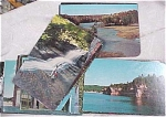 Click here to enlarge image and see more about item e00045: Water Related Scenic Postcard Lot