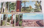 Click here to enlarge image and see more about item e00056: US Postcard Lot - Tourist & Scenic
