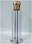 Click here to enlarge image and see more about item g00308: 1920s German Blown Glass Perfume Bottle