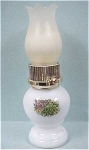 Click here to enlarge image and see more about item g00358: Miniature Avon Perfume Lantern