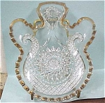 Click to view larger image of Clear Glass Relish Dish (Image1)
