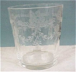 Click here to enlarge image and see more about item g00462: Juice Glass