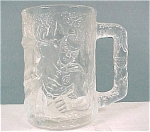 Click here to enlarge image and see more about item g00522: McDonalds Batman Forever Glass Mug