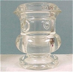 Click here to enlarge image and see more about item g00565: Clear Glass Toothpick