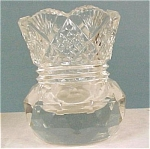 Click here to enlarge image and see more about item g00569: Clear Glass Toothpick