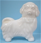 Click here to enlarge image and see more about item g00646: Avon Pekingese Cologne Bottle