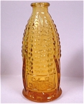 Click here to enlarge image and see more about item g00718: 1960s/1970s Wheaton Mini Novelty Bottle
