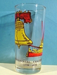 Click here to enlarge image and see more about item g00873: Bicentennial Glass Tumbler