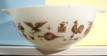 Click to view larger image of Pyrex Early American Pattern 2 1/2 Qt Mixing Bowl (Image1)