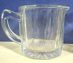 Miniature Glass Pitcher