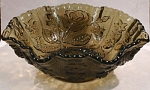 Click here to enlarge image and see more about item g00927: Imperial Glass Rose Pattern Bowl