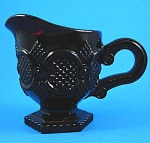 Avon Cape Cod Ruby Glass Creamer