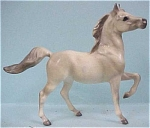 Click here to enlarge image and see more about item h00889: Hagen-Renaker Miniature Prancing Arabian
