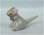 Hagen-Renaker Miniature Big Bottom Mouse