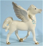 Click here to enlarge image and see more about item h01770: Hagen-Renaker Miniature Pegasus