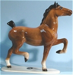 Click here to enlarge image and see more about item h01783: Hagen-Renaker Specialty Hackney Pony