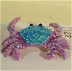 Click here to enlarge image and see more about item h01841: Hagen-Renaker Miniature Crab