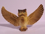 Click here to enlarge image and see more about item h02028: Hagen-Renaker Miniature Papa Owl