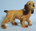 Click here to enlarge image and see more about item h02046: Hagen-Renaker Miniature Papa Cocker Spaniel