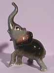 Click here to enlarge image and see more about item h02048: Hagen-Renaker Miniature Early Baby Elephant