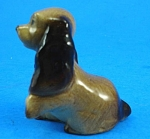 Click here to enlarge image and see more about item h02129: Hagen-Renaker Miniature Ma Cocker Spaniel