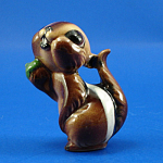 Click here to enlarge image and see more about item h02248: Hagen-Renaker Designer's Workshop Chipmunk Baby