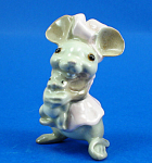 Click here to enlarge image and see more about item h02249: Hagen-Renaker Designer's Workshop Baby City Mouse
