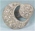 Click to view larger image of Small Rhinestone Dress Clip (Image1)