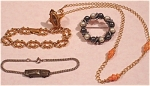 Click here to enlarge image and see more about item j00451: Avon Jewelry Assortment