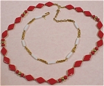 Click to view larger image of Trifari Necklace Pair (Image1)