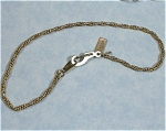 Click here to enlarge image and see more about item j00786: 14kt Gold Filled Bracelet