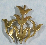 CharBu Flower Pin