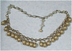 Click to view larger image of Unmarked Faux Pearl Choker (Image1)