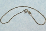 Click to view larger image of Sterling Silver Bracelet (Image1)