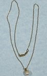 "Click here to enlarge image and see more about item j00965: 17 1/2"" Wells Necklace"