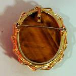 Click to view larger image of Tiger Eye Pin Pendant (Image2)