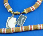 Click to view larger image of Castlecliff Cork Necklace (Image2)