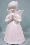 Click here to enlarge image and see more about item jo00060-61: Josef Original White Angel Bell