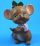 Click to view larger image of Josef Original Caroling Mouse (Image1)