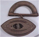 Click here to enlarge image and see more about item k00062: Enterprise Iron, Sad Iron