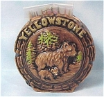 Click to view larger image of 1974 Ceramic Yellowstone Souvenir Toothpick Holder (Image1)