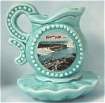 Click here to enlarge image and see more about item k00128: Niagara Falls Souvenir Toothpick Holder