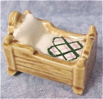 Arcadia Miniature Novelty Cradle Shaker Single